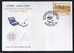 Peru - Enveloppe Premier Jour De Diffusion - Peru