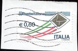 ITALIA - 2009 - Busta Che Spicca Il Volo -  0,60 - Usato - (XX0005) - 2001-10: Usati