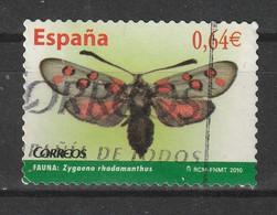 Spanje Y/T 4181 (0) - 2001-10 Usati