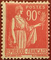 R1311/1220 - 1932/1933 - TYPE PAIX - N°285 NEUF(*) - 1932-39 Frieden