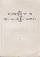 BRD + BERLIN  Jahrgang 1990, Postfrisch **, 1444-1487/860-879,  In Minister-Jahrbuch Der Deutschen Bundespost - Ongebruikt