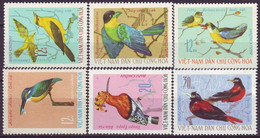VIETNAM -  BIRDS  - **MNH - 1966 - Altri