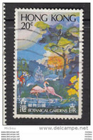Hong Kong, Flamant Rose, Pink Flamingo, Oiseau, Bird, Jardin Botanique, Botanical Garden - Fenicotteri