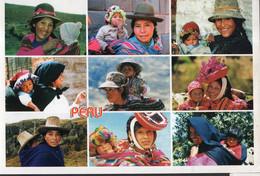 Peru - 1990 - Tarjeta Postal - Mundo Andino - A1RR2 - Pérou