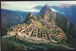 Peru - Circa 1970 - Tarjeta Postal - Cuzco - Macchu Picchu - A1RR2 - Pérou