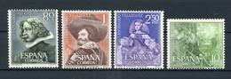 1961, Spanien, 1235-38, ** - Zonder Classificatie