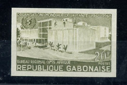 1968, Gabun, 297 PU, ** - Gabon (1960-...)