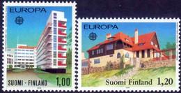 Finland 1978 EUROPA Stamps - Monuments 2v MNH - Ungebraucht