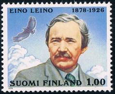 Finland 1978 The 100th Anniversary Of The Birth Of The Poet Eino Leino Stamp 1v MNH - Ungebraucht