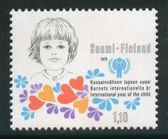 Finland 1979 International Year Of The Child Stamp 1v MNH - Ungebraucht