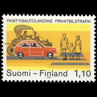 Finland 1979 Traffic Safety Stamp 1v MNH - Ungebraucht