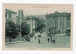 42 LOIRE - MONTBRISON Faubourg Saint Jean - Montbrison