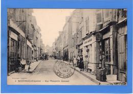 48 LOZERE - SAINT CHELY D'APCHER Rue Théophile Roussel (voir Description) - Saint Chely D'Apcher