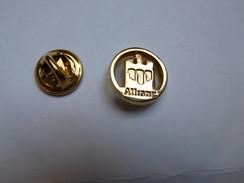 Beau Pin's En Zamac , Banque Assurance Mutuelle Allianz - Banks