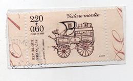 1988 N°2525   Timbre Sur Fraguement - Gebraucht