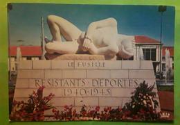 ST SAINT ÉTIENNE,  Loire ,square Stalingrad , Monument Départemental De La Résistance Et De La Déportation TB - Monumenti Ai Caduti