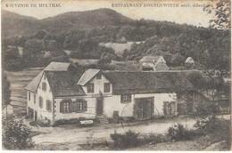 57, Baerenthal, Souvenir, Auberge Allenbach, Donnenwirth, L'Arnsbourg, 2 Scans - Other Municipalities