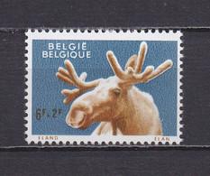 BELGIQUE 1961 TIMBRE N°1187 NEUF** ELAN - Ungebraucht
