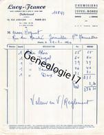 75 26818 PARIS SEINE 1907 Atelier Construction Metallique J. LUCE Broyeurs Rue De L Ourcq CONSTRUCTIONS METALLIQUES - 1900 – 1949