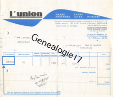 75 26819 PARIS SEINE 1916 Magasins F. LUCE Rue De L Annonciation USINE Rue Gannerou , Des Dames Et Le Chapelais Dest Me - 1900 – 1949