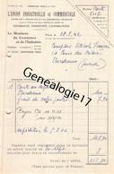 75 26821 PARIS SEINE 1942 L UNION INDUSTRIELLE ET COMMERCIALE Rue Des Petites Ecuries - 1900 – 1949