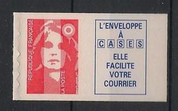 France - 1994 - N°Yv. 2874b - Marianne De Briat TVP + Vignette - Neuf Luxe ** / MNH / Postfrisch - Ungebraucht