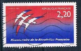 1989 French Revolution YT 2560 - Gebraucht