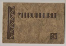 CATALOGUE MIROITERIE F.COURBU À BORDEAUX   .............  Vers 1930-35 ......PRIX FIXE AU Ier ENCHÉRISSEUR - 1900 – 1949