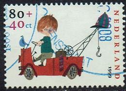 Niederlande 1999, MiNr 1750, Gestempelt - Neufs