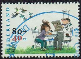 Niederlande 1999, MiNr 1751, Gestempelt - Neufs
