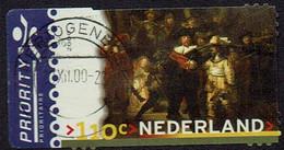 Niederlande 2000, MiNr 1805bc, Gestempelt - Oblitérés