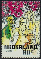 Niederlande 2000, MiNr 1853, Gestempelt - Oblitérés