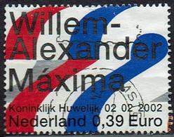 Niederlande 2002, MiNr 1973, Gestempelt - Oblitérés