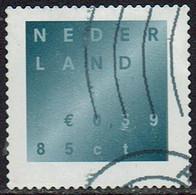 Niederlande 2002, MiNr 1980, Gestempelt - Oblitérés