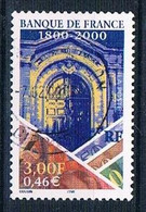 2000 Bank Of France YT 3299 - Usati