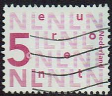 Niederlande 2002, MiNr 2072II, Gestempelt - Oblitérés