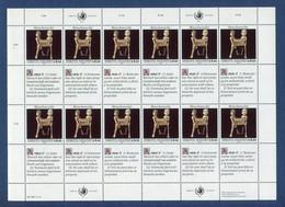 ⭐ Nations Unies - Vienne - YT N° 131 à 136 ** - Neuf Sans Charnière - 1991 ⭐ - Ungebraucht