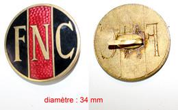 Médaille-BE-331_FNC-NSB_boutonnière 34 Mm_WW1-WW2_21-12 - Belgien