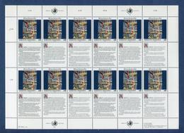 ⭐ Nations Unies - Vienne - YT N° 151 à 156 ** - Neuf Sans Charnière - 1992 ⭐ - Ungebraucht