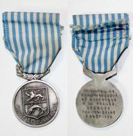 Médaille Civile-FR_012_Tricentenaire Du Rattachement De La Ville De Dunkerque à La France_21-12 - Frankreich