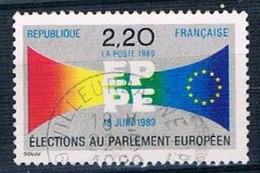 1989 European Parliamentary Elections YT 2572 - Gebraucht