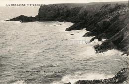 Ile De Groix - Falaises Du Terrible - La Bretagne Pittoresque - 7122 - Old Postcard - France - Used - Groix
