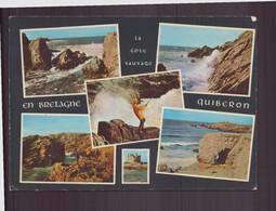 EN BRETAGNE LA COTE SAUVAGE QUIBERON 56 - Quiberon