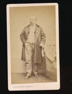 ##R - Photographie CDV Photo Alexandre MArtin  à Paris - Homme Voir Signature Au Verso - Anciennes (Av. 1900)