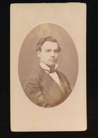 ##R - Photographie CDV Photo  Mulnier  à Paris  Portrait D'homme élégant - Anciennes (Av. 1900)