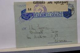 FRANCHIGIA  MILITARE  II  GUERRA  -  P.M.  32  --  OPERANTE IN JUGOSLAVIA --    DALMAZIA - Weltkrieg 1939-45