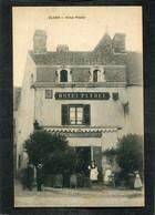 CPA - ELVEN - Hôtel Pledel, Animé - Elven