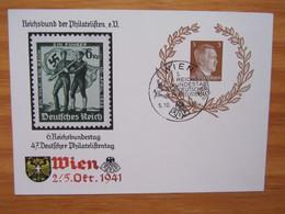 Privatganzsache Wien 1941 (3803) - Weltkrieg 1939-45