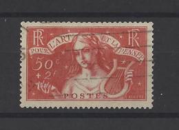 FRANCE. YT   N° 308   Obl   1935 - Oblitérés
