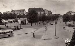 DPT 56 LORIENT Le Cours-Chazelles Et La Gare Routière - Lorient